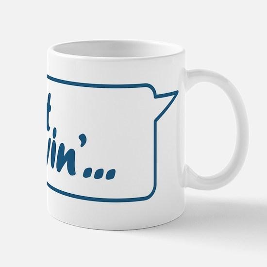 Cute Offense Mug