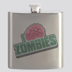 Plight of the Zombie in Green Flask