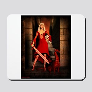 The Bloody Mage Mousepad