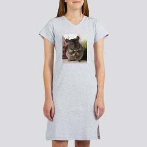 lovely chinchilla Women's Nightshirt