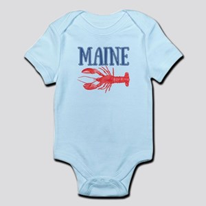 Maine Lobster Infant Bodysuit