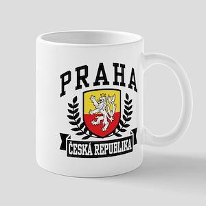 Praha Ceska Republika Mug