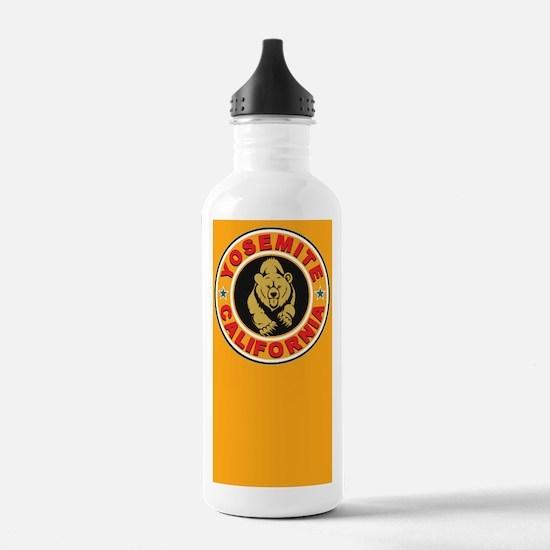 Yosemite Gold Circle Water Bottle