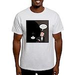 Bat Wake-Up Call Light T-Shirt