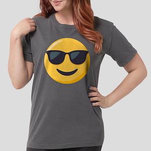 Sunglasses Emoji Womens Comfort Colors Shirt