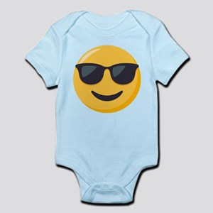 Sunglasses Emoji Infant Bodysuit