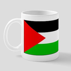 Palestinian Blank Flag Mug