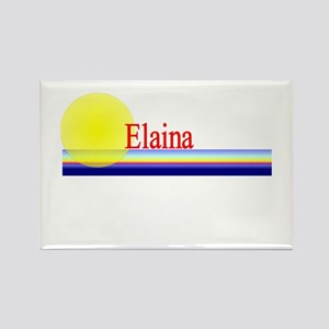 Elaina Rectangle Magnet