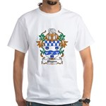 Phypoe Coat of Arms White T-Shirt