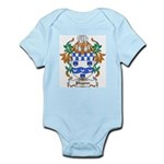 Phypoe Coat of Arms Infant Creeper