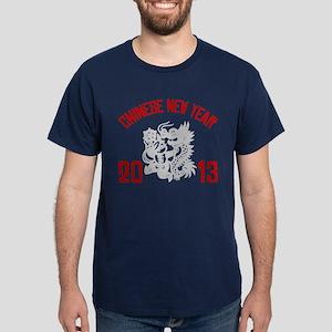 Chinese New Year 2013 Dark T-Shirt