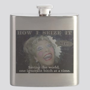 Saving The World Flask