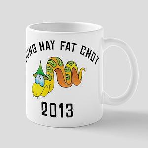 Funny Gung Hay Fat Choy 2013 Mug