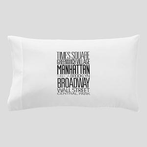 I Love NY Pillow Case