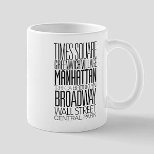 I Love NY Mug