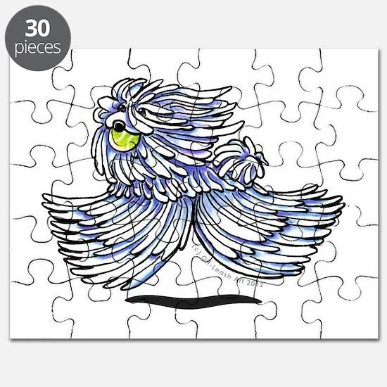 Playful Puli Puzzle