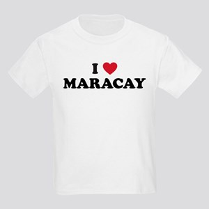 I Love Maracay Kids Light T-Shirt