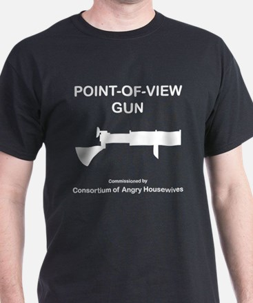 Point-of-ViewGun.png T-Shirt