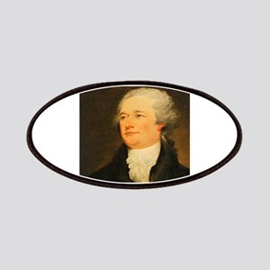 Founding Fathers: Alexander Hamilton Patches