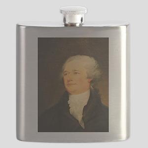 Founding Fathers: Alexander Hamilton Flask