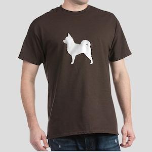 Long Hair Chihuahua Dark T-Shirt