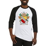 Pennefather Coat of Arms Baseball Jersey