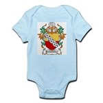 Pennefather Coat of Arms Infant Creeper