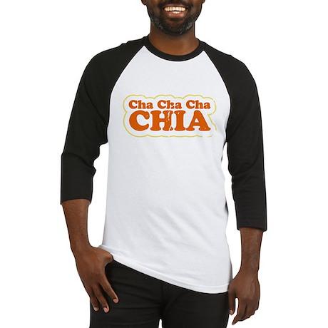 Cha-Cha-Cha Chia Baseball Jersey