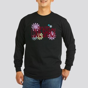 Love Shack Long Sleeve Dark T-Shirt
