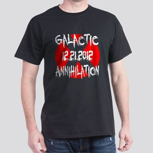 Galactic Annihilation 12.21.2012 Dark T-Shirt