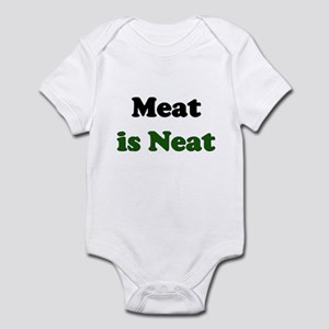 Meat is Neat Infant Creeper