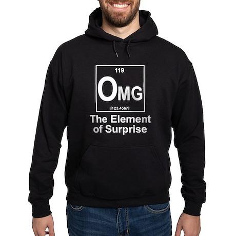 Element Omg Hoodie (dark)