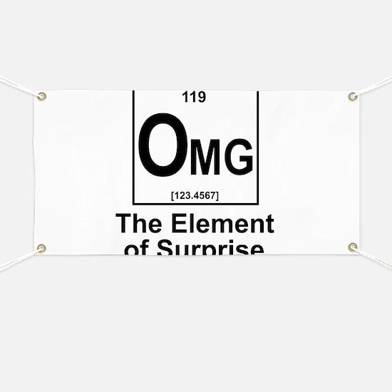 Element Omg Banner