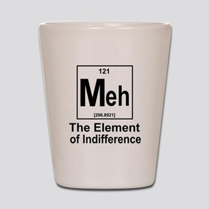 Element Meh Shot Glass