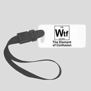 Element Wtf Small Luggage Tag