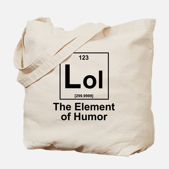 Element lol Tote Bag