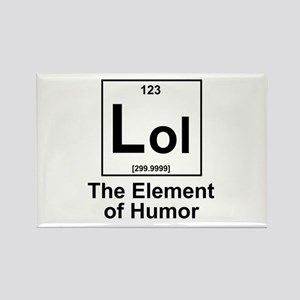 Element lol Rectangle Magnet