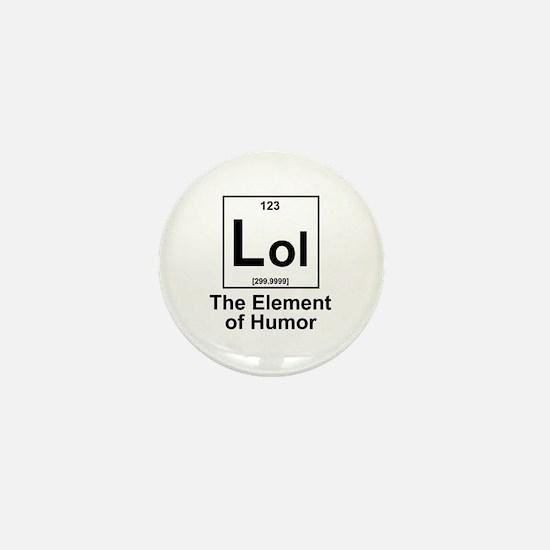 Element lol Mini Button