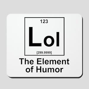 Element lol Mousepad
