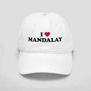 I Love Mandalay Cap