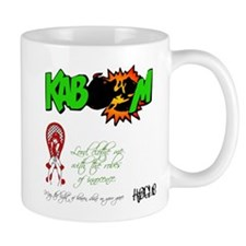 Kaboom Design Reverse Mug