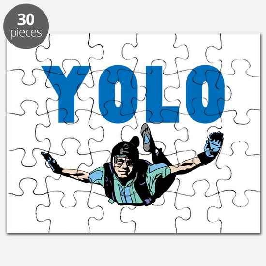 Yolo Skydiving Puzzle