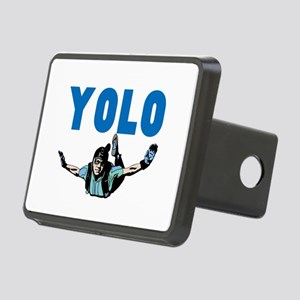 Yolo Skydiving Rectangular Hitch Cover