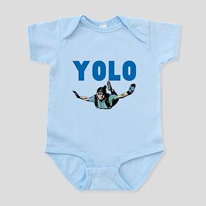 Yolo Skydiving Infant Bodysuit