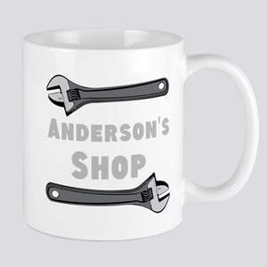 Personalized Shop Mug