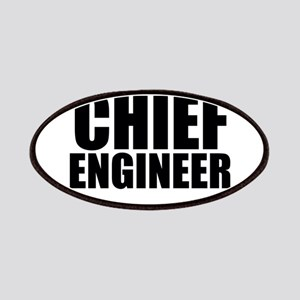 Trust Me, I'm A Chief Engineer Patch