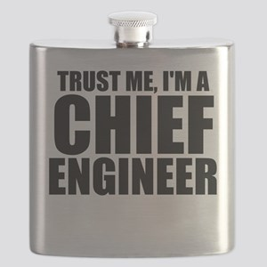 Trust Me, I'm A Chief Engineer Flask