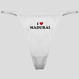 I Love Madurai Classic Thong