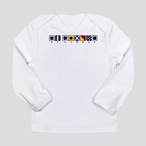 St. Simons Long Sleeve Infant T-Shirt