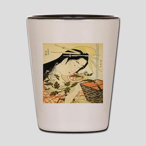 Tsukioka Shot Glass